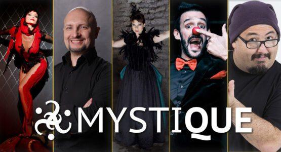Vårens alla artister på Mystique