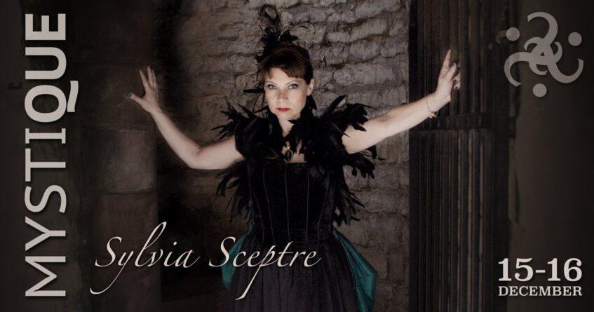 Sylvia Sceptre kvinnlig trollkonstnär